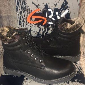 🔥GBX – Lorcan Fleece Boot NWT